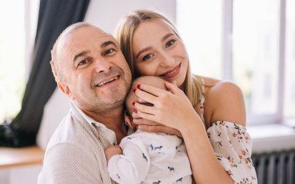 Дружина Віктора Павліка вперше засвітила обличчя їхнього сина
