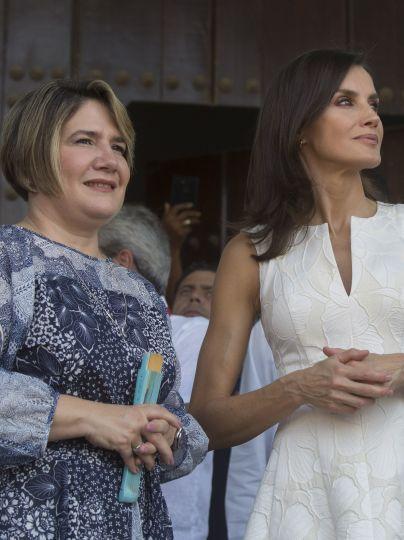 Королева Летиция / © Associated Press