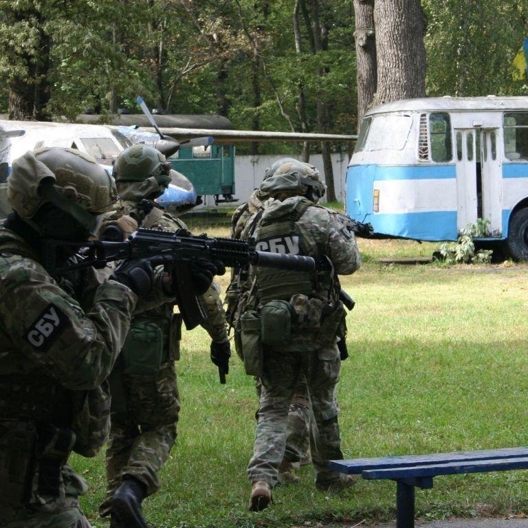 СБУ проведет антитеррористические учения в большинстве областей