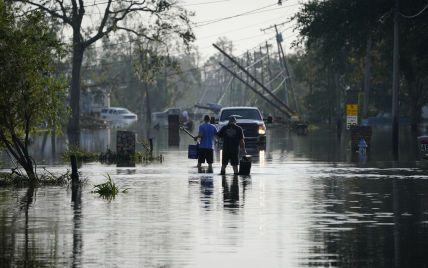 """Десятки погибших: Байден побывал в штате Луизиана, который сильно пострадал после урагана """"Ида"""""""