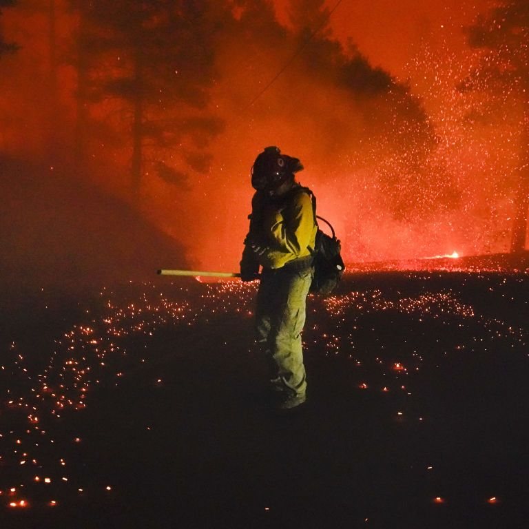 У Каліфорнії вводять надзвичайну ситуацію через спустошливі пожежі