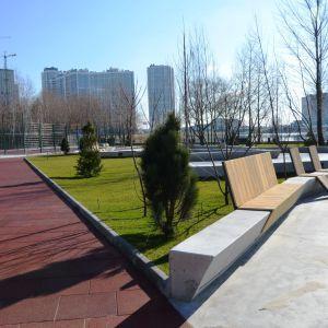 Лекторий на воде, места для выгула собак и фитнес-зона: в КГГА рассказали, какими парками пополнится Киев
