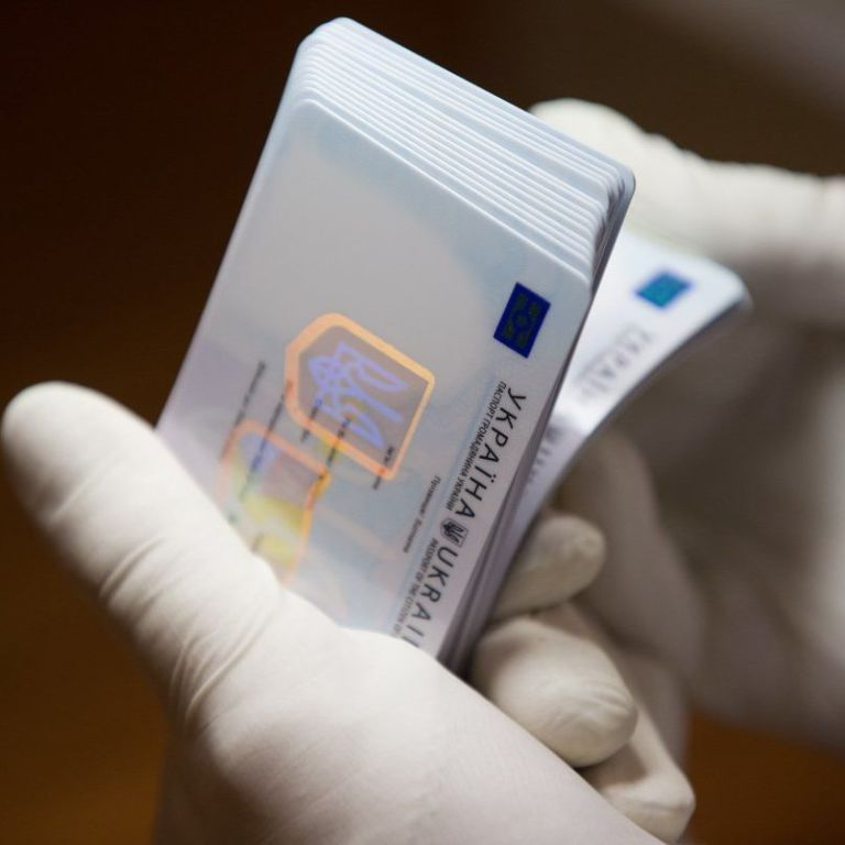 Україна та Молдова планують узгодити взаємне визнання ID-карток