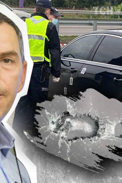 Замах на Шефіра: що відомо про обстріл автомобіля помічника Зеленського