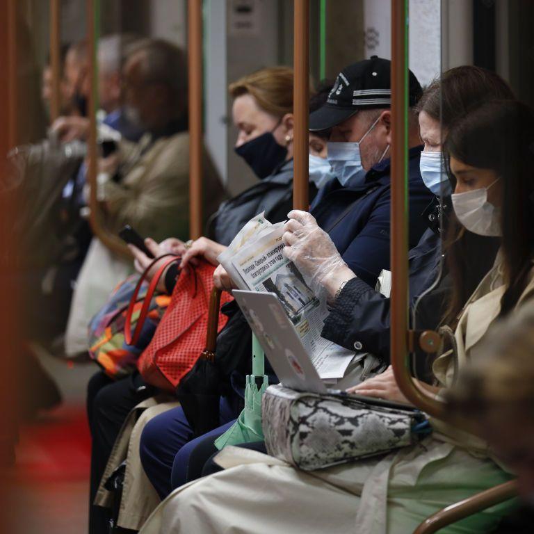 Пандемия COVID-19 набирает обороты в России