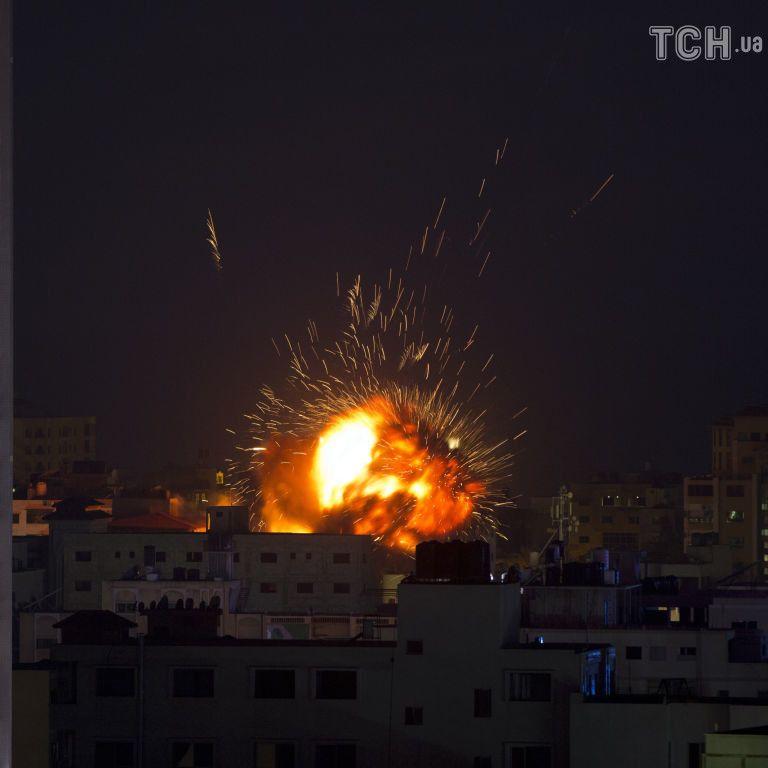 Ізраїль завдав ракетних ударів по СекторуГази: що відомо