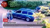 Новини України: в одному зі столичних дворів водій приставив пістолет до голови через зауваження
