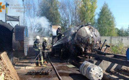 Разорвало бочку: в Житомире на предприятии грогремел взрыв