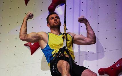 Український гімн прогримів у Москві: уродженець Донецька виграв Чемпіонат світу зі скелелазіння (відео)