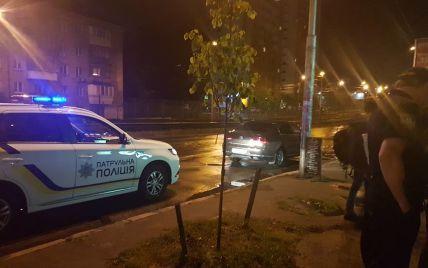 В Киеве полицейские остановили пьяного российского консула за рулем