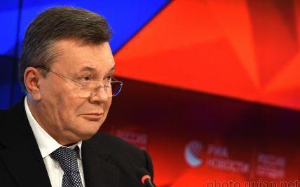 НАБУ звернеться до Інтерполу щодо розшуку Януковича та його сина