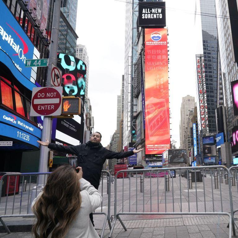 В Нью-Йорке во время стычки на Таймс-сквер мужчина выстрелил в 4-летнюю девочку