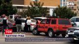 Новости Украины: на виїзді з міста Чорноморськ 17-річний юнак розбив 6 авто