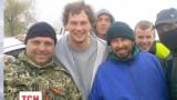 В интернете появились фотографии Андрея Пятова вместе с боевиками самопровозглашенной «ДНР»