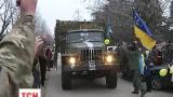 """Бійці 25-го батальйону """"Київська Русь"""" прийшли на ротацію"""