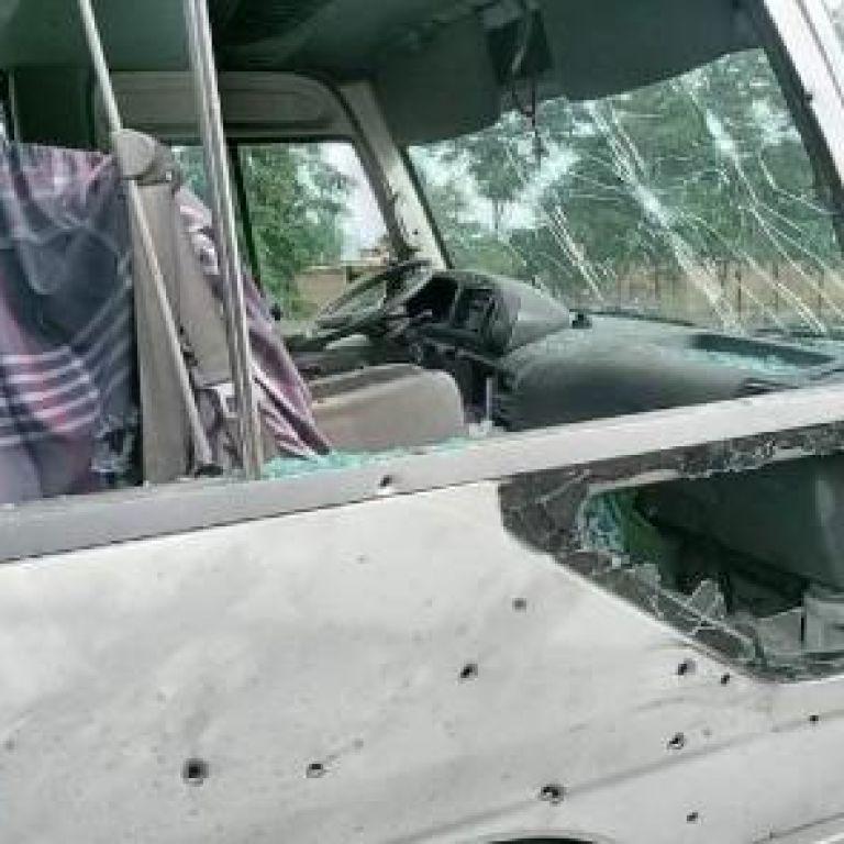 В Афганистане взорвали университетский автобус, есть погибшие и раненые
