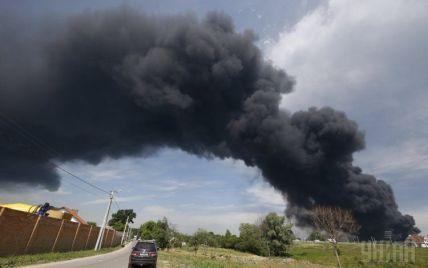 В Киеве опасные вещества в воздухе превышают предельно допустимые концентрации