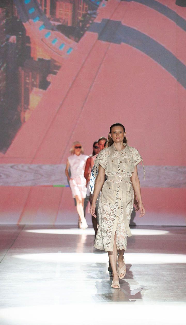 Показ VOROZHBYT & ZEMSKOVA/fashionweek.ua / ©