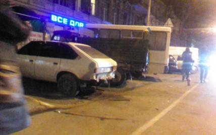 У центрі Одеси прогримів вибух