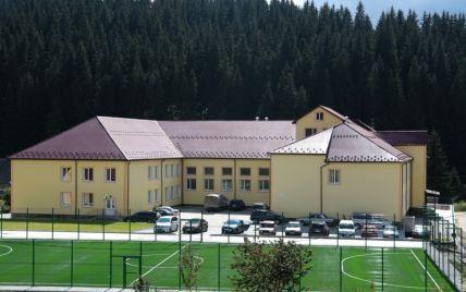 На Прикарпатье в горном селе открыли современный лицей по президентской программе