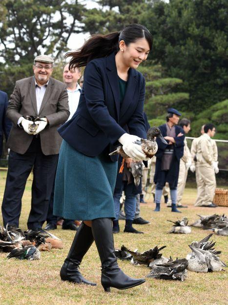 Принцесса Японии Мако / © Getty Images