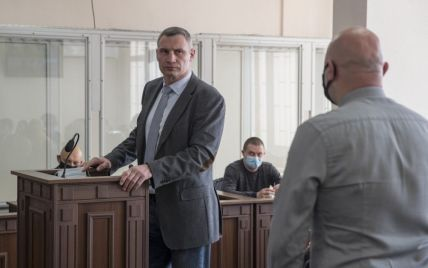 Кличко виступив як свідок у суді, який розглядає справу розстрілів на Майдані у лютому 2014 року