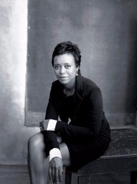 Июнь. Продюсер и борец за расовое равенство Мелоди Хобсон, фото: Энни Лейбовиц / ©
