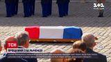 Новости Украины: во Франции прошла гражданская панихида по Бельмондо