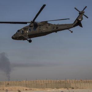 Посла США в Ираке эвакуировали после атаки на посольство