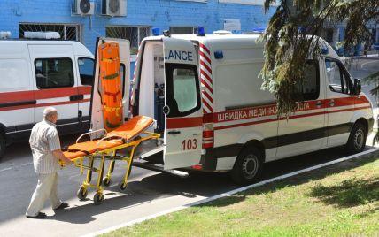 У Хмельницькій області 31-річний чоловік впав з купола церкви