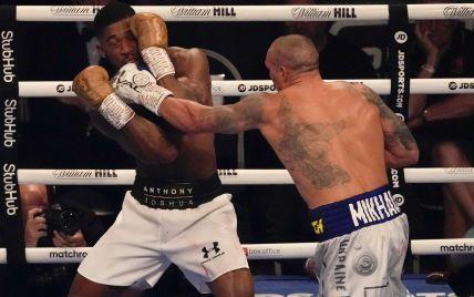 """""""Аплодую Усику"""": як світ боксу відреагував на сенсаційну перемогу українця над Джошуа"""