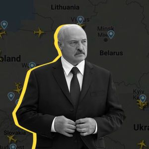Білорусь не прийматиме літаки з України, - Лукашенко