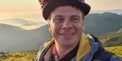Дмитрий Комаров приобрел землю в Карпатах