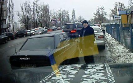 В Киеве орудует вооруженная банда автограбителей (видео)