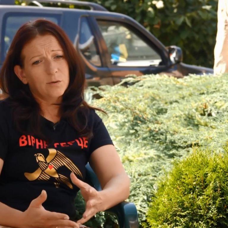 Військова медик втратила на Донбасі чоловіка, але планує повернутися на фронт