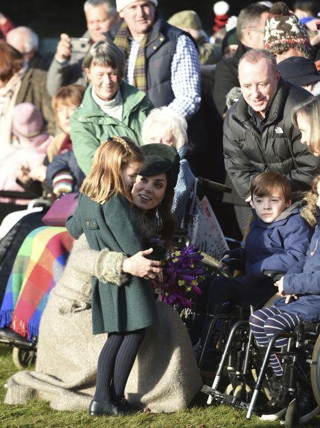Герцог і герцогиня Кембриджські / © Associated Press