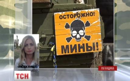"""На Луганщине мишенью боевиков стал блокпост """"Фасад"""""""