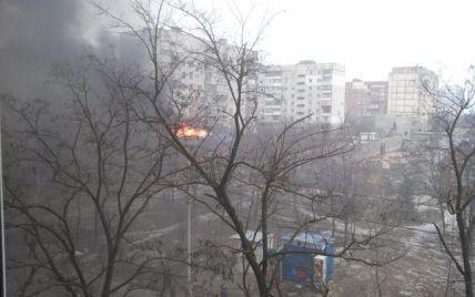 """Унаслідок ранкового обстрілу Маріуполя із """"Градів"""" загинули мирні люди"""