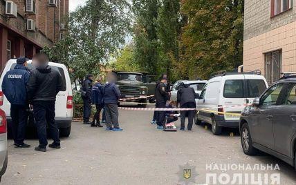 Стрельба в Черкассах: в Сети появилось видео убийства бизнесмена (18+)