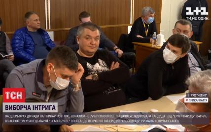Довыборы в ВР на Прикарпатье: ОИК остановила заседание, как только оно началось