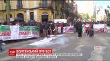 Преподаватели вузов в Боливии вышли на протест с требованием справедливого финансирования образования