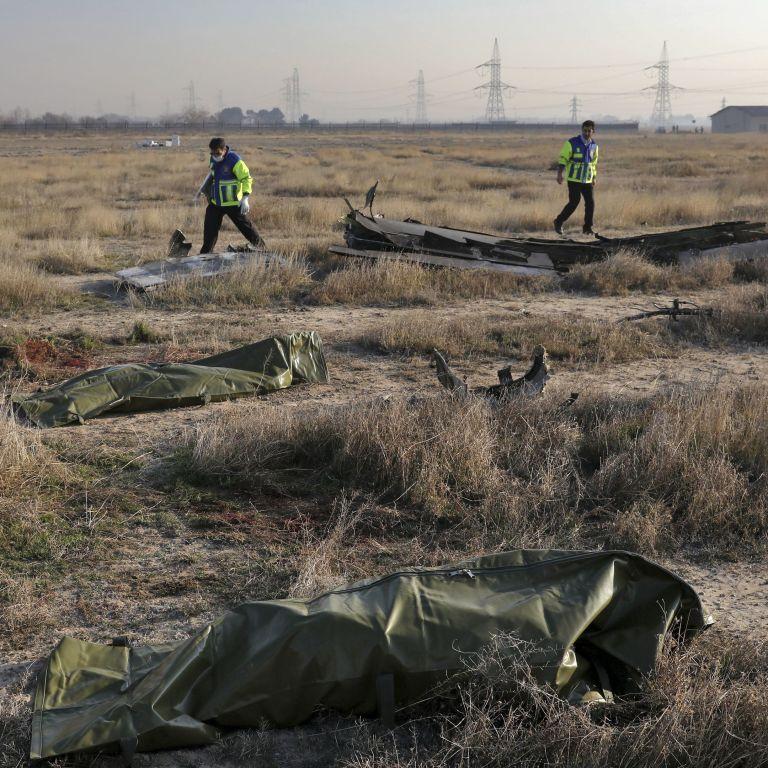 Канадская экспертиза крушения самолета МАУ под Тегераном: реакция МИД Украины