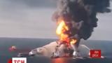 Нефтяные пожары в мире случаются регулярно