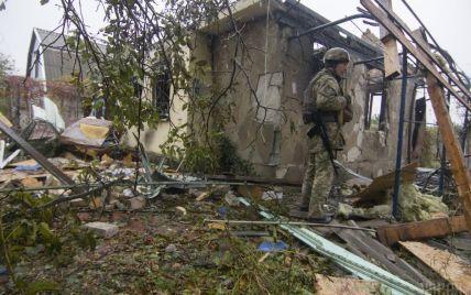 Военных под Мариуполем обстреляли невиданными доселе морпехами снарядами