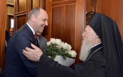 Екзархи отримали для патріарха Варфоломія запрошення приїхати до України