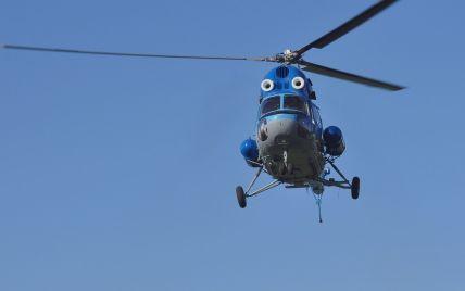 В Николаевской области упал вертолет: погибли два человека