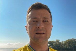 Чекає на старт Євро-2020: Зеленський вбрався у нову форму збірної України, яка розгнівала Росію