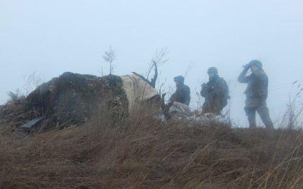 Бойовики продовжують ескалацію конфлікту в зоні АТО: 57 разів обстріляли позиції українських воїнів