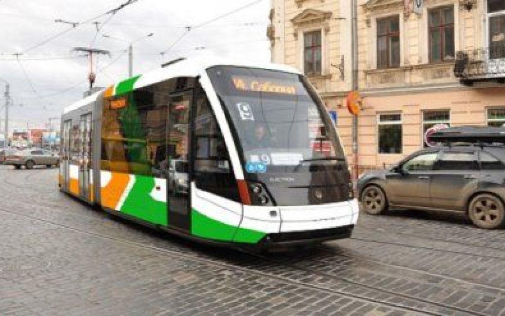 Во Львове определили победителей конкурса на брендирование общественного транспорта / © zaxid.net