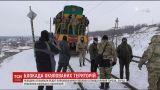 На Донеччині невідомі штурмували блокпост активістів торгівельної блокади